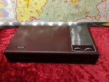 TOP 70er Tragbarer Plattenspieler Koffer Philips 22 GF 110 , mit Anleitung