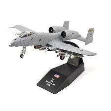 AMER 1/100th USA 1994 Fairchild A-10A Diecast Lightning Fighter Model Toy