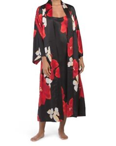 NATORI Ginza Gown And Robe Set (size S)