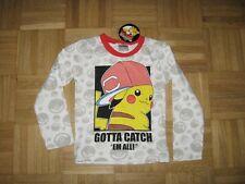 Pokemon ,Pikachu , sweatshirt  4-5 year , 104-110 cm