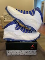Nike Air Retro Jordan X 10 Old Royal 13 White Stealth 487214-107 OG 3 4 6 7 9 11
