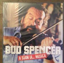 BUD SPENCER - A Suon Di....Musica - 3LP 🔵 Blue Vinyl- NEW