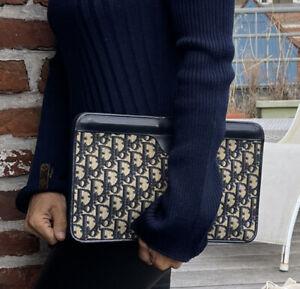 Belle  Pochette Oblique  Dior Vintage