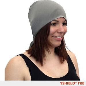 YSHIELD® Abschirmender Kopfschutz aus Silver-Elastic TKE   HF