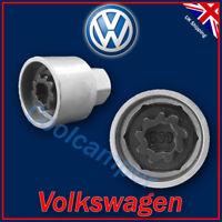 Volkswagen Security Master Locking Wheel Nut Key 539 W 17mm VW Golf Passat T4