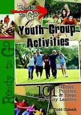 Ready-to-Go Youth Group Activities : 01 Games, Puzzles, Quizzes, and Ideas...