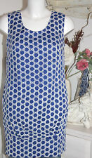 Lavand Dress Etuikleid  Kleid  Retro  Blue  Size: S  Neu