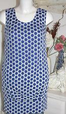 Lavand Dress Etuikleid  Kleid  Retro  Blue  Size: S  Neu