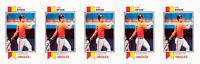 (5) 1993 SCD #27 Cal Ripken Jr. Baseball Card Lot Baltimore Orioles