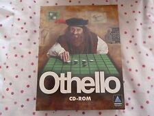 Vintage Othello PC CD-ROM Game Original Big Box New