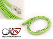 Convertisseur USB RJ45 pour console CISCO - Chipset FTDI - Longueur 1.8m