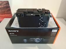 Appareil photo hybride Sony Alpha 7C + FE 28-60mm F4-5.6 ( noir )