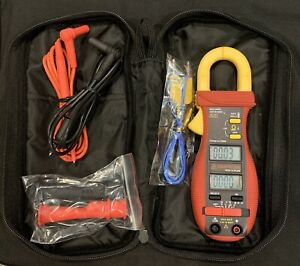AMPROBE ACD-14 PLUS Digital Clamp Meter,600A,40 MOhms