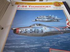 Fliegen 4: Karte 161 Republic F 84 Thunderjet