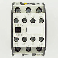 Siemens Contactor 3TF43 3TF4322-0AC2 22A AC 24V Coil Includes 1 Year Warranty