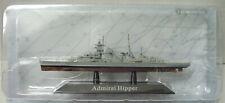 """Schwerer Kreuzer """"Admiral Hipper"""", 1937, Atlas, 1:1250, Fertigmodell, Neu"""