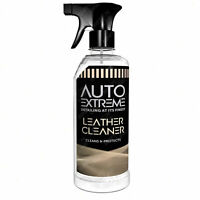 Leather Cleaner Trigger Spray Car Valet Revive Protect Interior 720ml