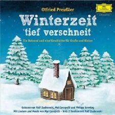 OTFRIED PREUßLER: WINTERZEIT,TIEF VERSCHNEIT 2 CD NEU