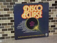Disco Eclipse The Ultimate Disco Album K-Tel  LP Vinyl Turntable Record TC 256