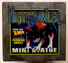 Bowen Designs Nightcrawler X-Men Marvel  Mini Statue New from 2002