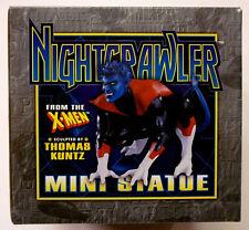 Bowen Designs Nightcrawler X-Men Marvel  Mini Statue New from 2002