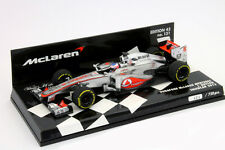 Jenson Button McLaren MP4-27 #5 Showcar Formel 1 2013 1:43 Minichamps