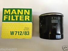 Filtro de aceite del motor y sello/O-ring-Mann Filter-W71283/11427791059