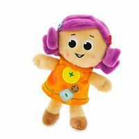 """Disney Authentic Dolly Plush Doll - 6"""" H Toy Story 4 Bean Bag Toy New"""