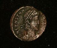 Constantius II - IMPERIAL ROMAN COIN  - VERY FINE - AE4