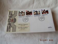 ROYAL MAIL FDC THE WELSH BIBLE
