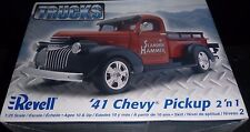 REVELL 1941 CHEVY PICKUP 2N1 1/25 MODEL CAR MOUNTAIN KIT FS