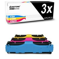 3x Cartridge Replaces Canon EP-718 M EP-718 Y 718 CRG-718