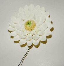 DAHLIA Sugar Flower, Medium, Cake Topper, Gum Sugarpaste, Wedding