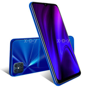 2021 New Android 9.0 Cell Phone Cheap Unlocked Smartphone Dual SIM Quad Core 5MP