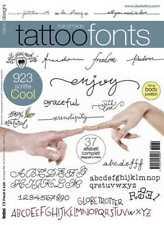 Tattoo Fonts Design Book