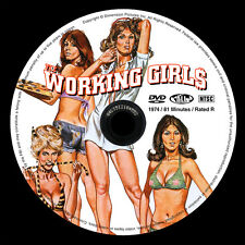 The Working Girls 1974 Cassandra Peterson Elvira Naked DVD Widescreen
