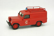 MVI 1/43 - Land Rover Tôlé Bomberos 18