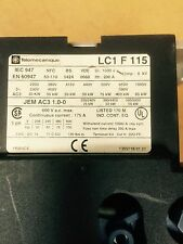 LC1F115 Telemecanique Contactor 280VDC Coil