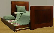 Mahogany Trundle Bed Arts & Crafts, Mission, Mackintosh