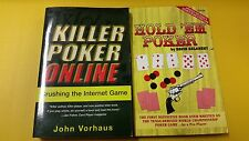 Killer Poker Online: Crushing the Internet Game + bonus hold'em poker Book(B10)