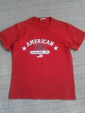 Vintage AMERICAN USA XS / Small RETRO T-SHIRT TOP Good Condition