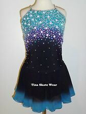 BEAUTIFUL BRAND NEW FIGURE SKATING DRESS SIZE LADIES SMALL