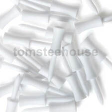 54mm PLASTIC STEP GOLF TEES MEDIUM *** 50 PACK ***