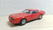 1/64 Kyosho PONTIAC FIREBIRD RED diecast car model