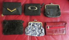 Ladies Small Purses Lot-X6-Mixed Brands Inc Dorothy Parkins & Topshop