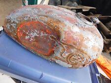 WEIRD! CZ Side Piper GAS fuel PETROL steel TANK Vintage MX MotoCross 250 360