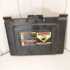 Used  071409MA Black Bagger Door fits Simplicity Pushmower