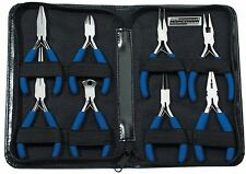 Mannesmann électronique pince set in mannesmann color box (8 pieces) neuf