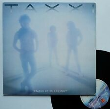 "LP Taxxi  ""States of emergency"""