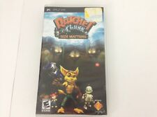 Ratchet And Clank Size Matters (Sony PSP, 2007) Black Label